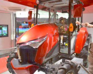 ファーマーズセンター ヤンマー トラクター キッザニア甲子園