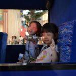 キッザニア甲子園 バスのお客さん