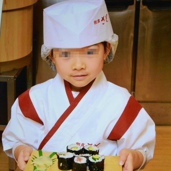 お寿司屋さんハイチュウバームクーヘンできない