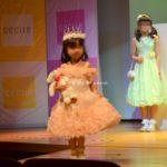 キッザニア甲子園 ファッションショー モデル ドレス