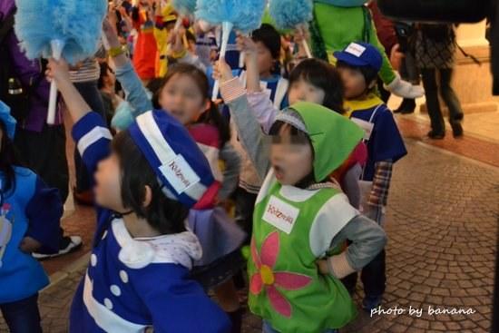 キッザニア甲子園 パレード ダンサー