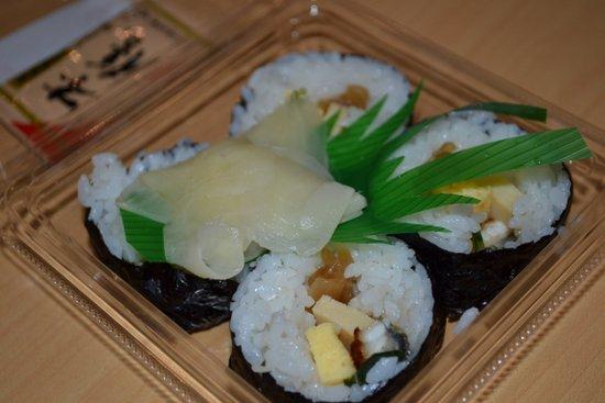キッザニア甲子園 お寿司屋さん 巻き寿司
