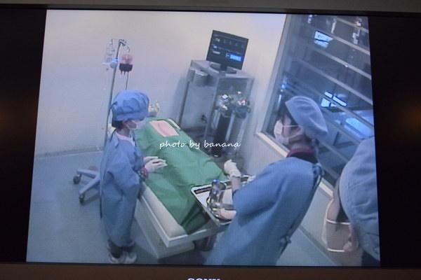 キッザニア甲子園 手術室 病室