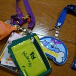 キッザニア甲子園 子供の持ち物 財布 カードホルダー