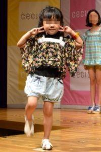 キッザニア甲子園 ファッションショー ファッションモデル