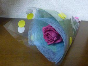 キッザニア甲子園 花屋(フラワーアレンジメント・商店街)