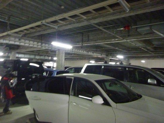 キッザニア甲子園 A駐車場立体