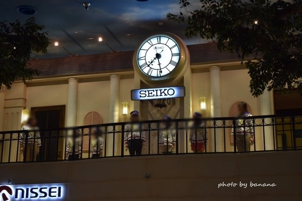 街時計 キッザニア甲子園 ダンス