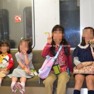 阪神電車 お客さん キッザニア甲子園
