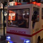 救命救急センター 救急車 キッザニア甲子園