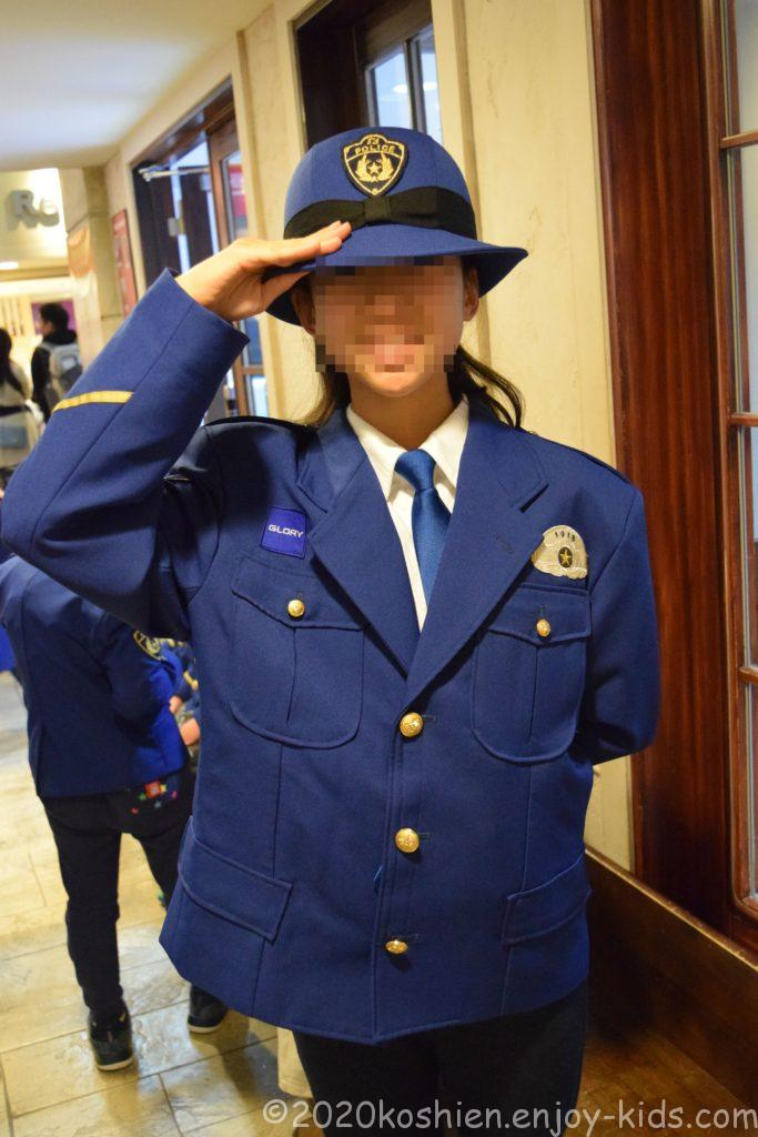 キッザニア甲子園 警察署