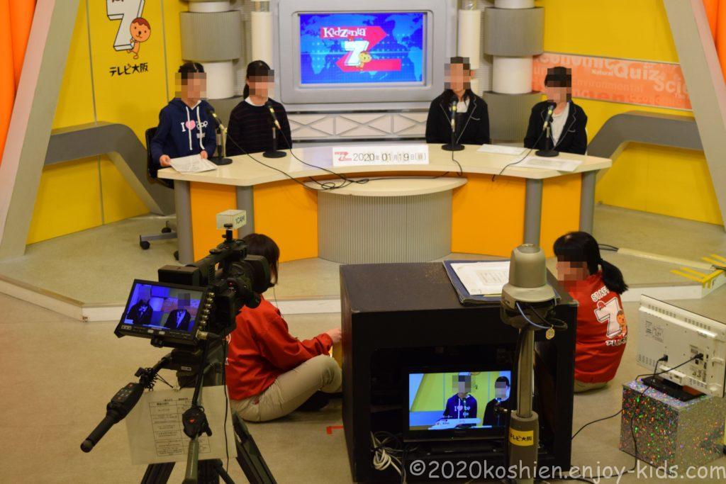 キッザニア甲子園 テレビ局 テレビ大阪